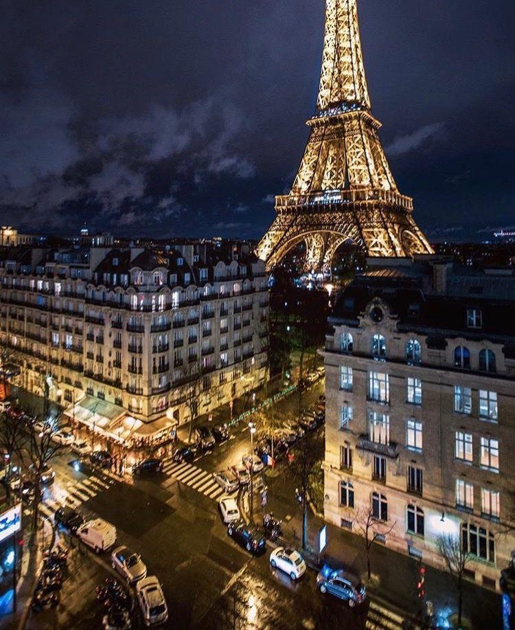 A Beautiful Paris Night Paris At Night Beautiful Paris Paris Travel