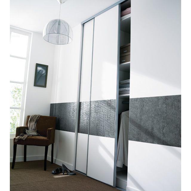 comment d corer des portes coulissantes de placard recherche google portes placard. Black Bedroom Furniture Sets. Home Design Ideas