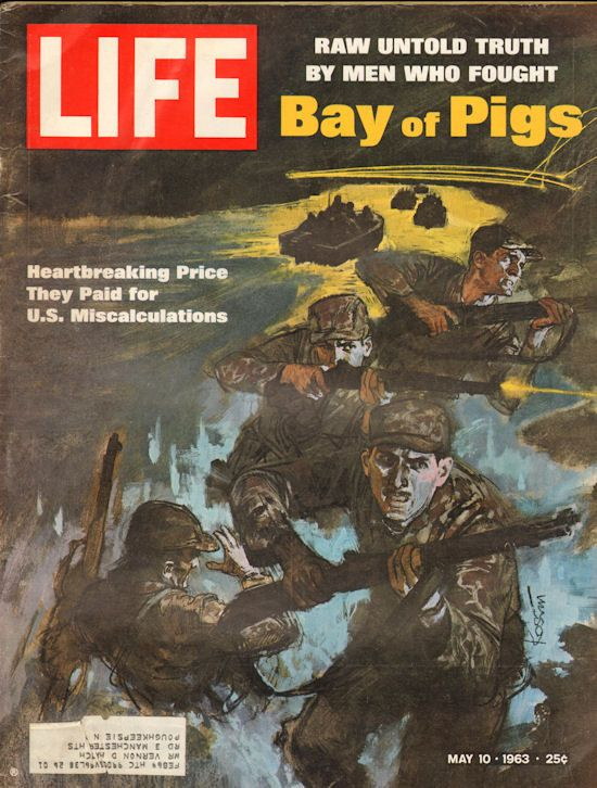 bay of pigs invasion revisted essay When bob dylan was planning highway 61 revisted but more damaging  but each of the 100 albums that has made it here has  big bay window – you.