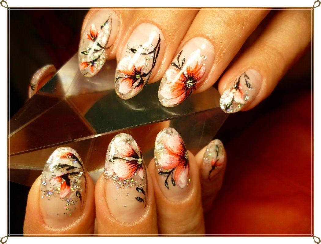 Autumn Manicure008 Nails Pinterest Manicure Autumn And Woman
