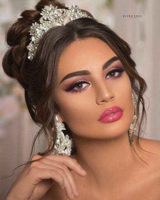 10 Ideias De Maquiagem Para Casamento Em 2020 Maquiagem