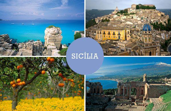 Lua de mel: Sicília