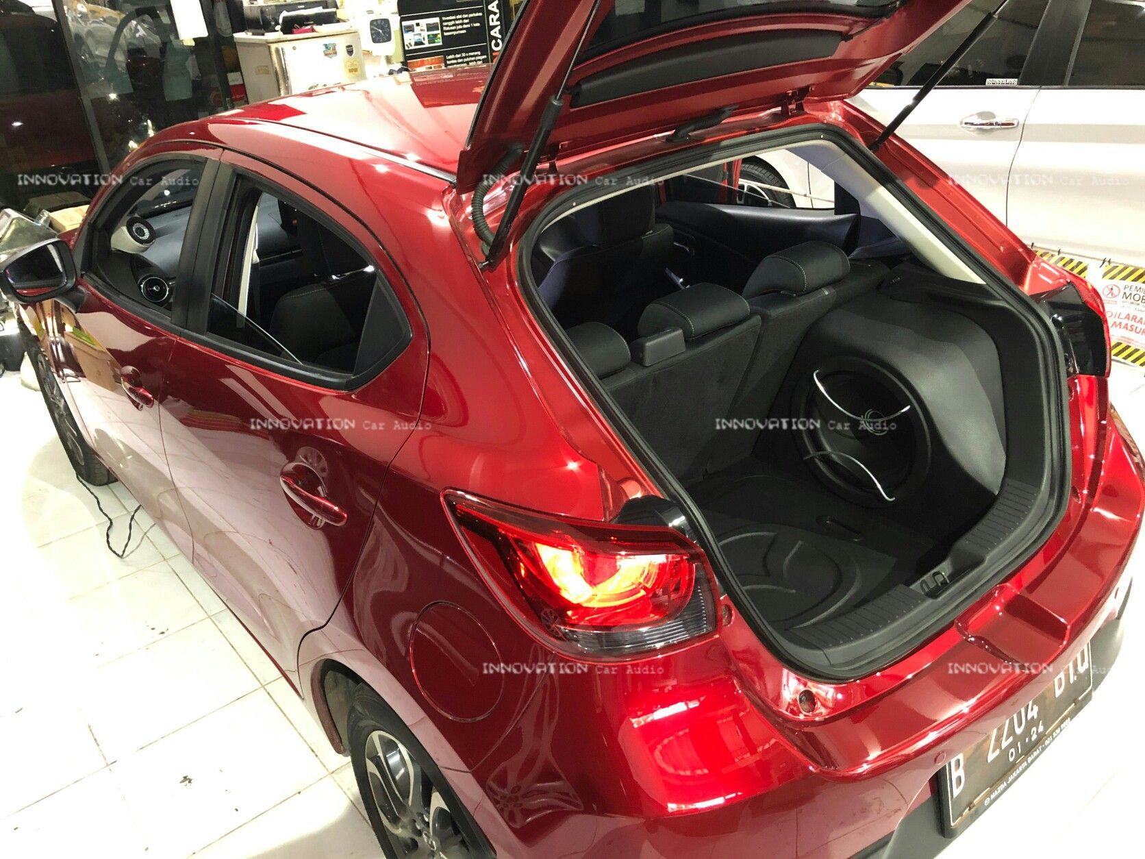 Bok Kosmetik Mobil Mazda 2 Evo 1 di 2020 Mobil, Audio