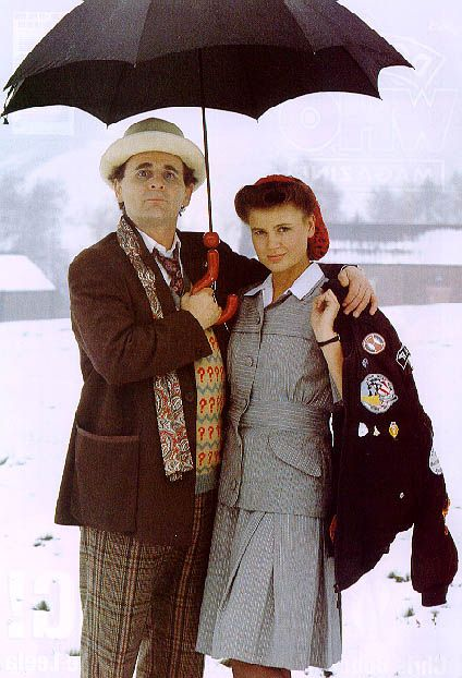 The Doctor and Ace