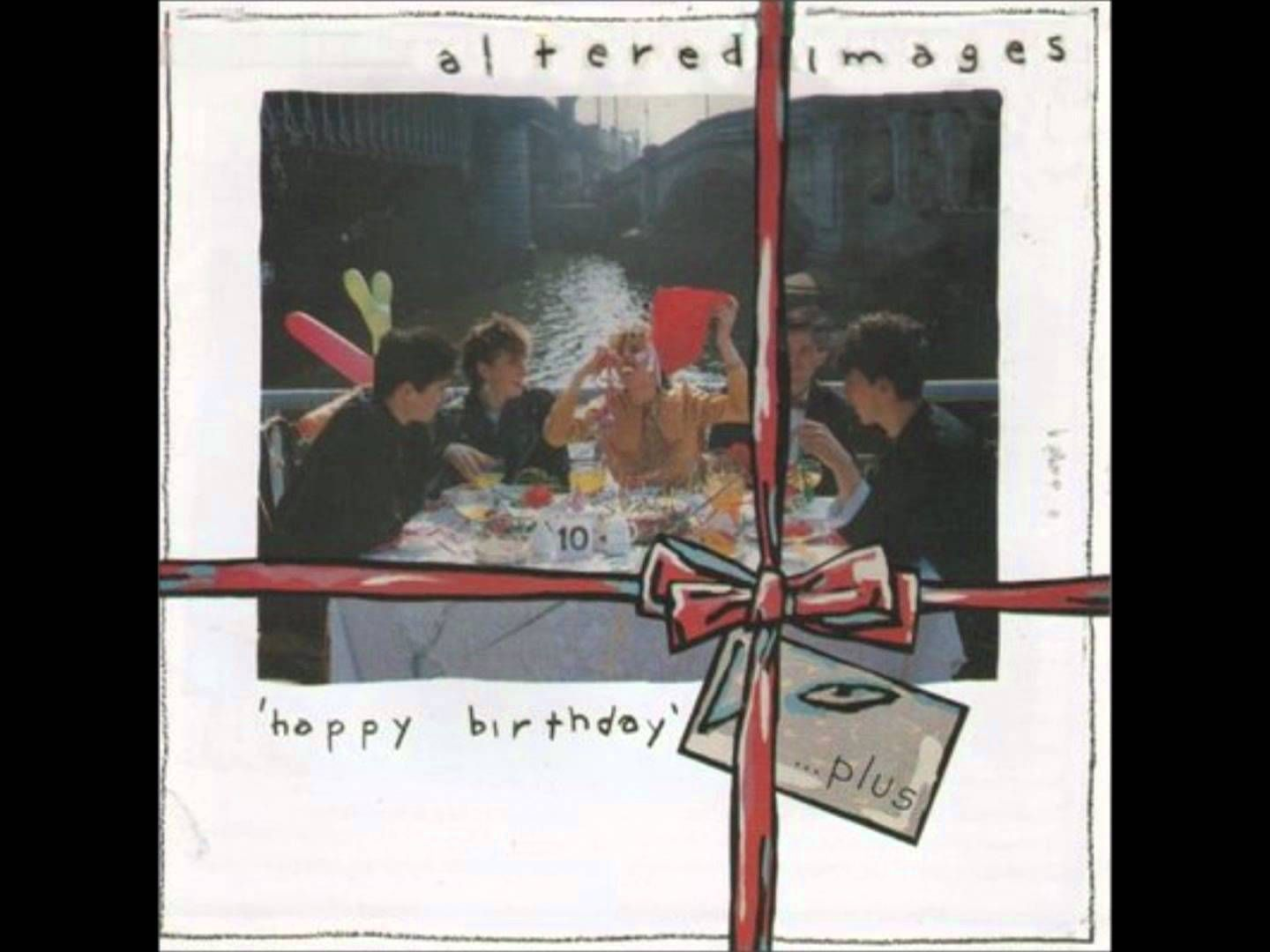 Altered Images Real Toys Altered Images Happy Birthday