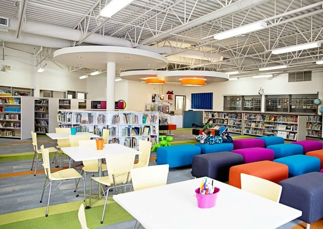 2014 Library Interior Design Award Winners Library Interior