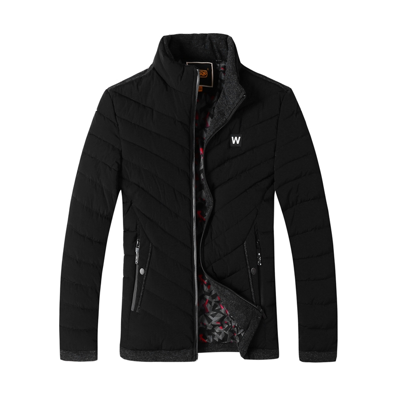 36.00$  Watch now - http://alif2f.shopchina.info/1/go.php?t=32813942041 - Top Quality Seven Colors Polyester Warm Winter Jacket Men Parka Fashion Thick Warm Casual Coats Jackets  #buyininternet