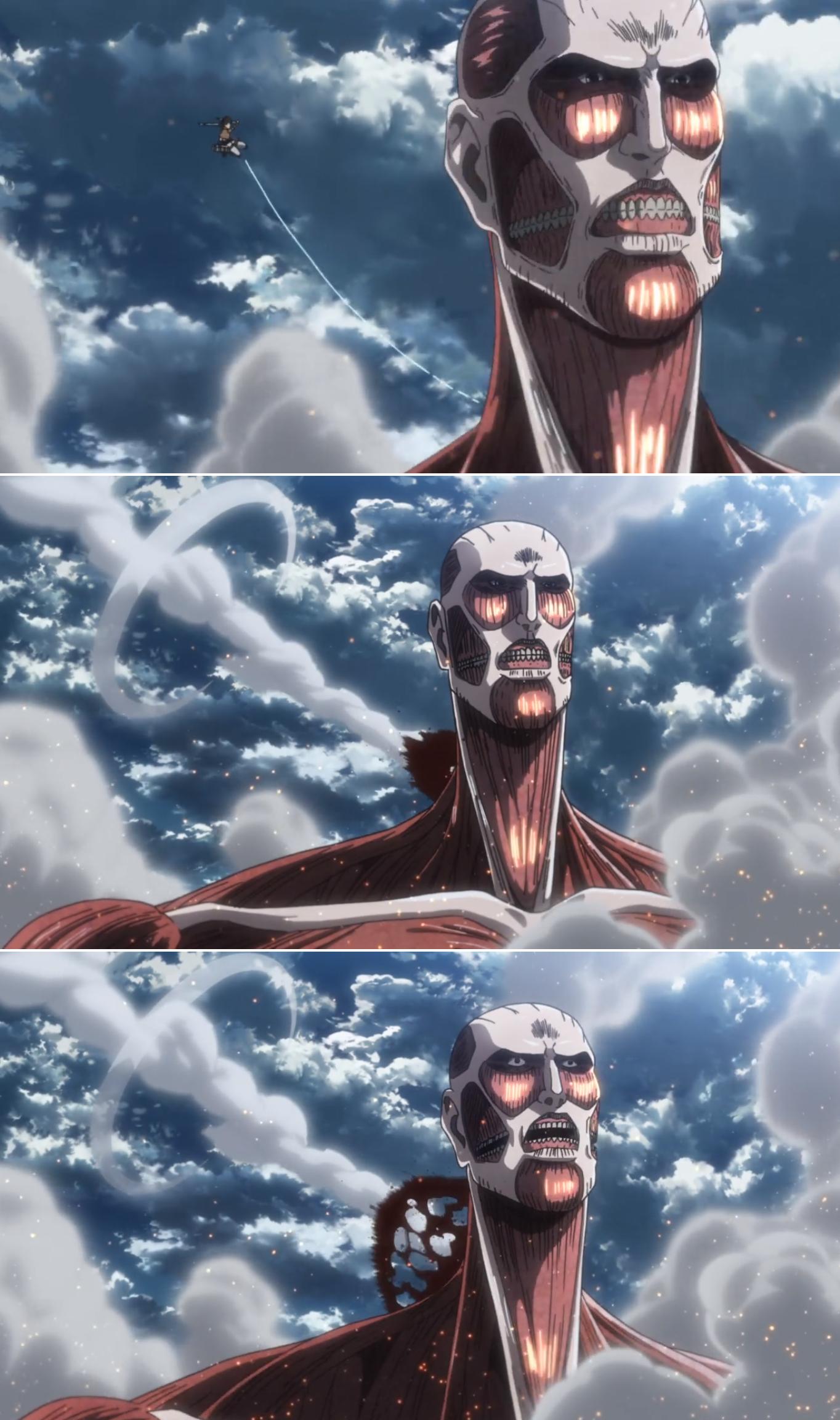 TOTTA!! Attack on titan fanart, Attack on titan, Titans