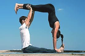 ardillahv couple goals yoga/fotos en pareja yoga/