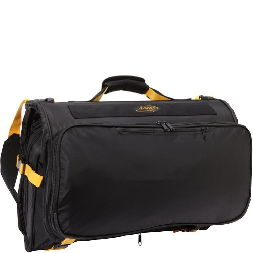 Ews Incentives AE-45 Tri- Fold Carry-On Garment Bag, As Shown ... 3f6ddcce84