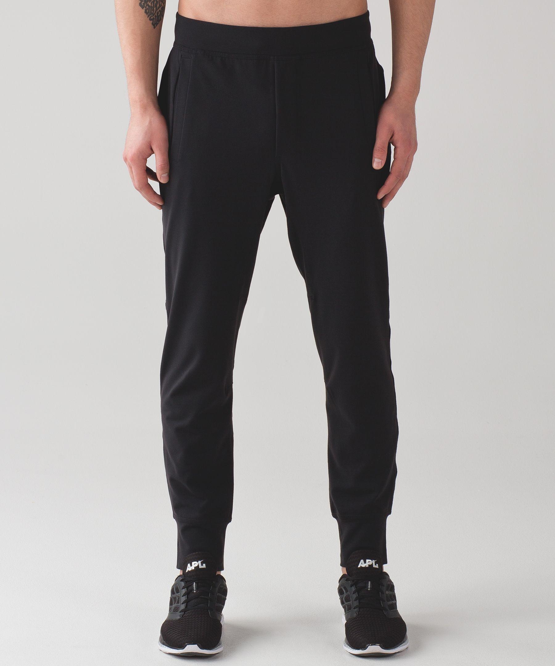 206f1f38c Men's Yoga Pants - (Black, Size XXL) - Intent Pant - lululemon | A ...