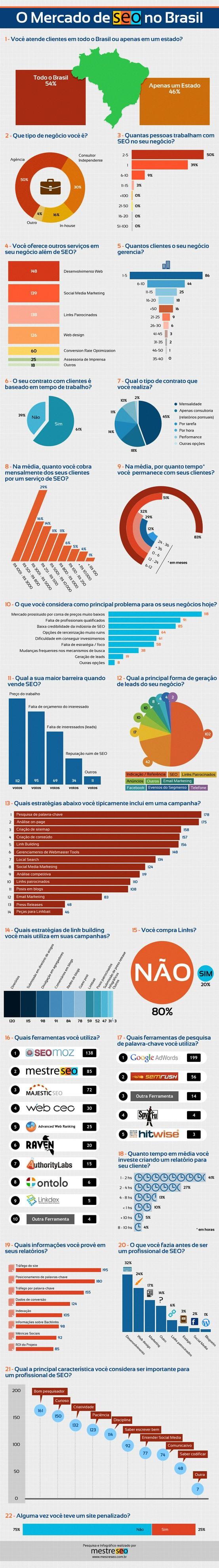 O Mercado De Seo No Brasil Web Strategy Marketing Social Media Digital Marketing