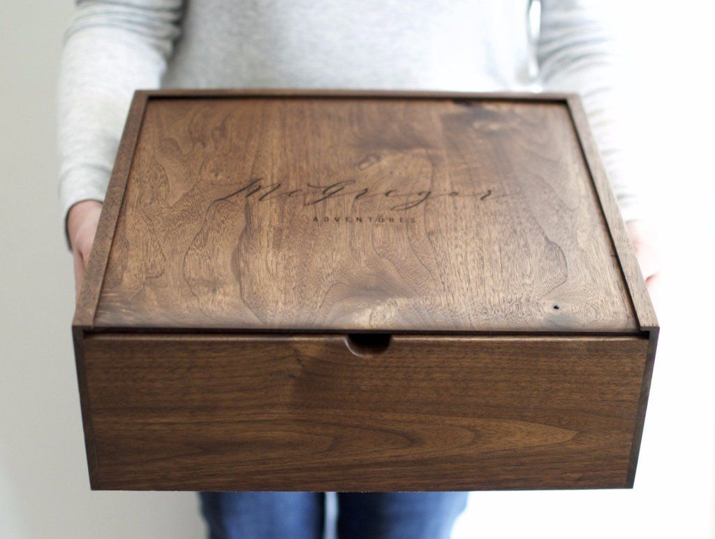 25+ unique Wooden box with lid ideas on Pinterest | Wooden toy box ...