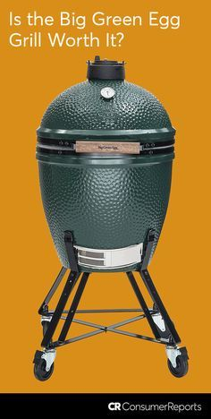Is The Big Green Egg Grill Worth It