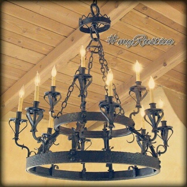 Hacienda Chandeliers From Mexico