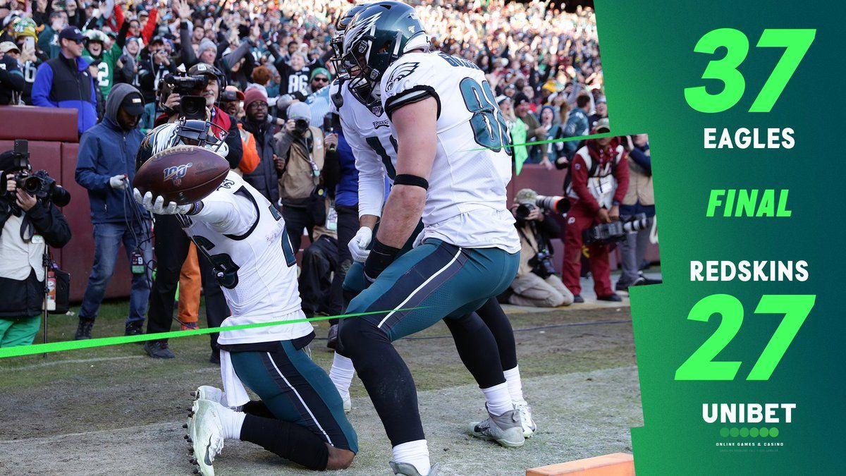 Eagles at Redskins Week 15 Recap Redskins, Eagles, Nfl