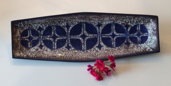 17 oblong platter by Marianne Starck for Michael by tingthing