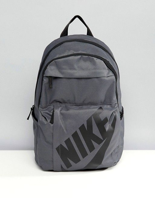 Nike Elemental Backpack With Logo Pocket Front  522d2166e170a