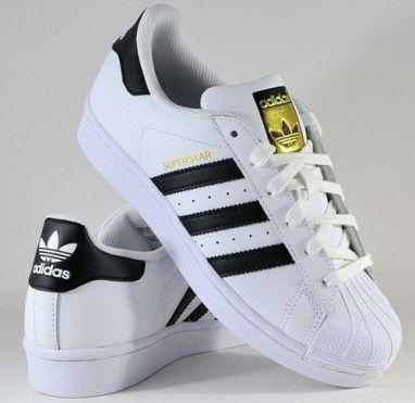 adidas superstar blancas tumblr