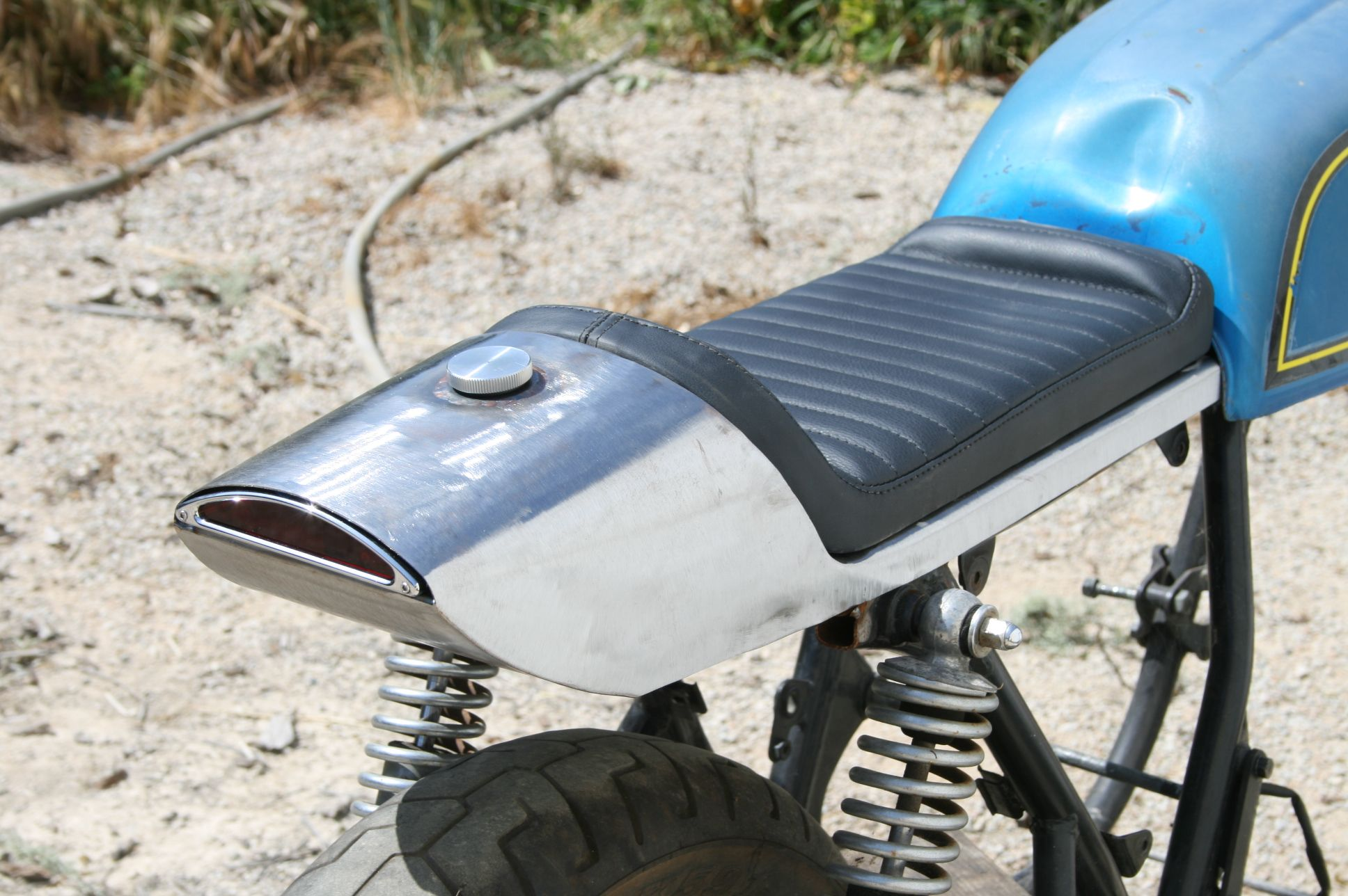 cafe racer seat and tail | cafe racer seats | pinterest | cafe
