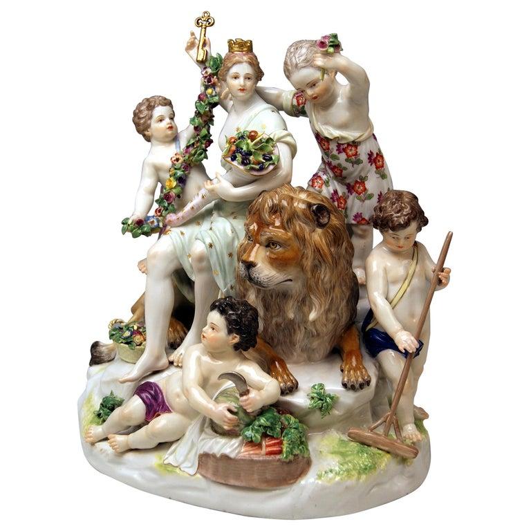 Dating dresden figurines