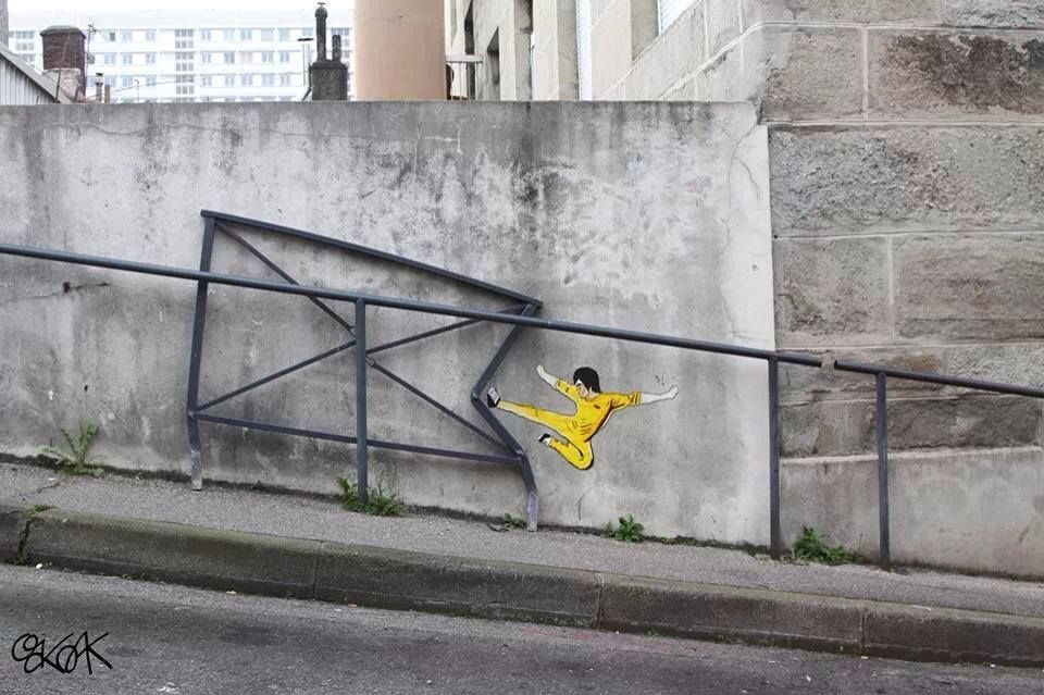 Street Art.-
