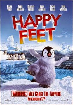 Happy Feet 1 Online Latino 2006 Peliculas Audio Latino Online Happy Feet Animated Movies Kids Movies