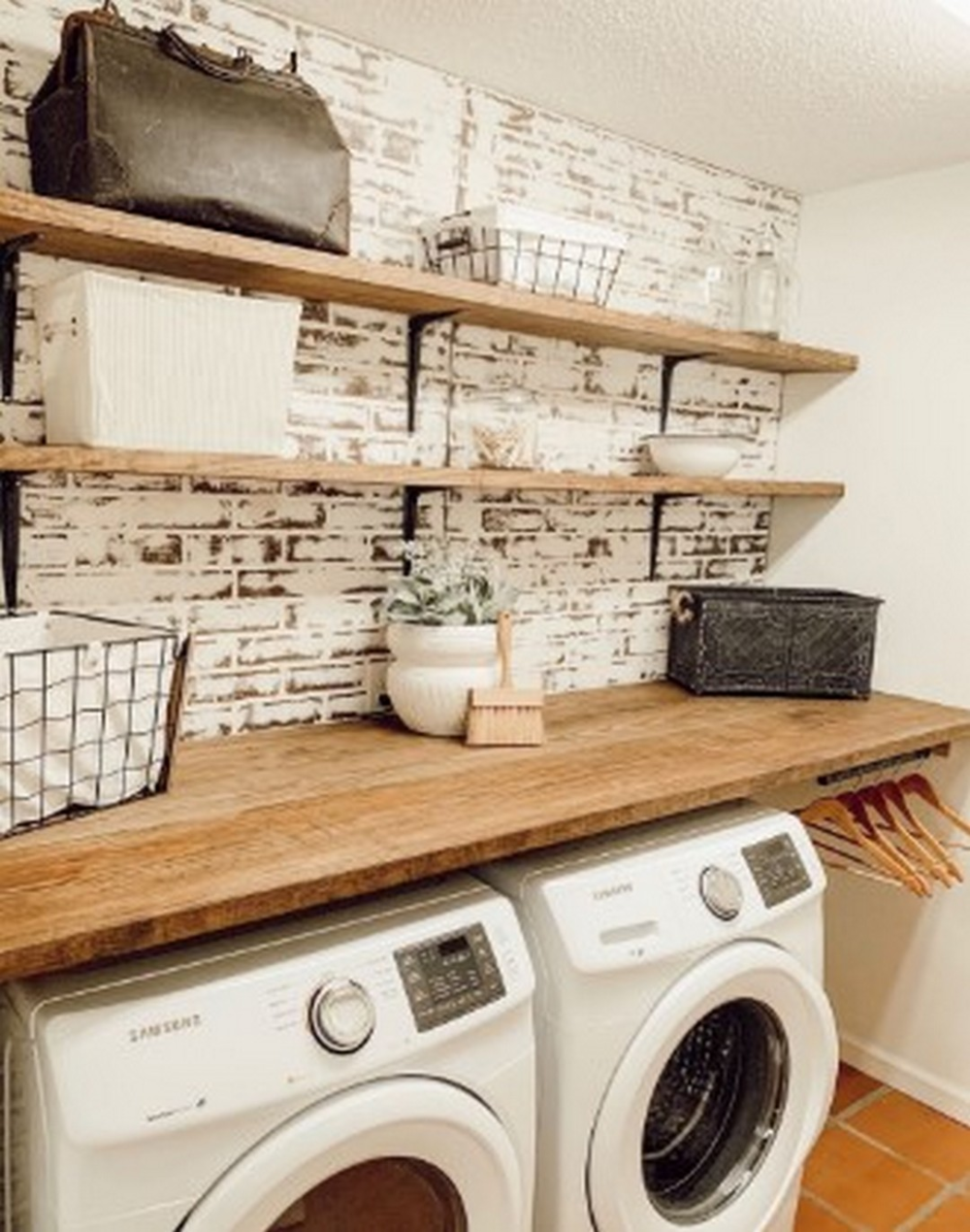 10x10 Laundry Room Layout: 5 Farmhouse Laundry Room Ideas Full Of Enchantment