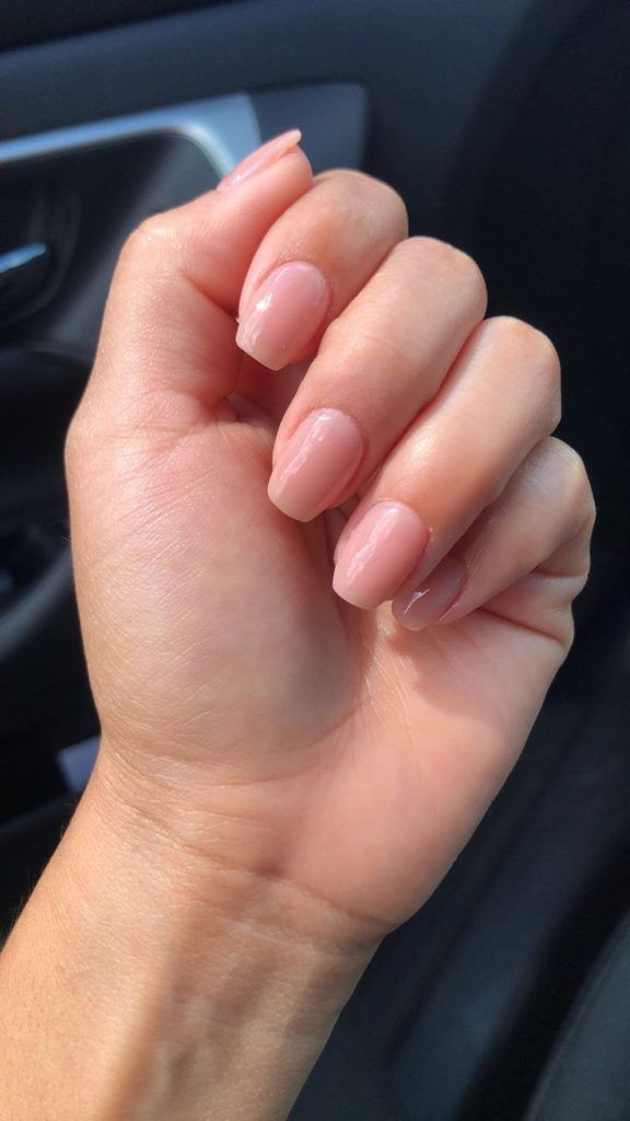 Natural Nails And Colors How To Look Stylish Useful Ideas Natural Color Nails Natural Gel Nails Natural Nails