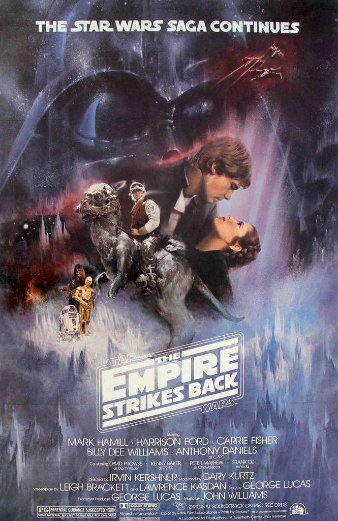 Empire Strikes Back 1980 In 2020 Star Wars Film Star Wars Empire Star Wars Poster