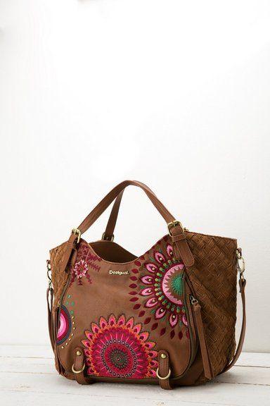 24ba63843 Malas de mulher | bags | Bolsas mochila, Bolsas de couro e Bolsas