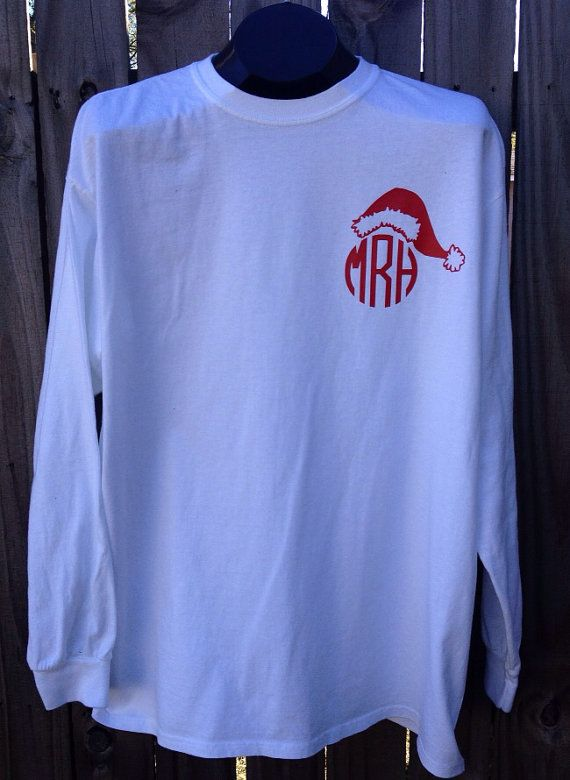 Comfort Colors Long Sleeve Christmas Shirt Youth Adult On Etsy