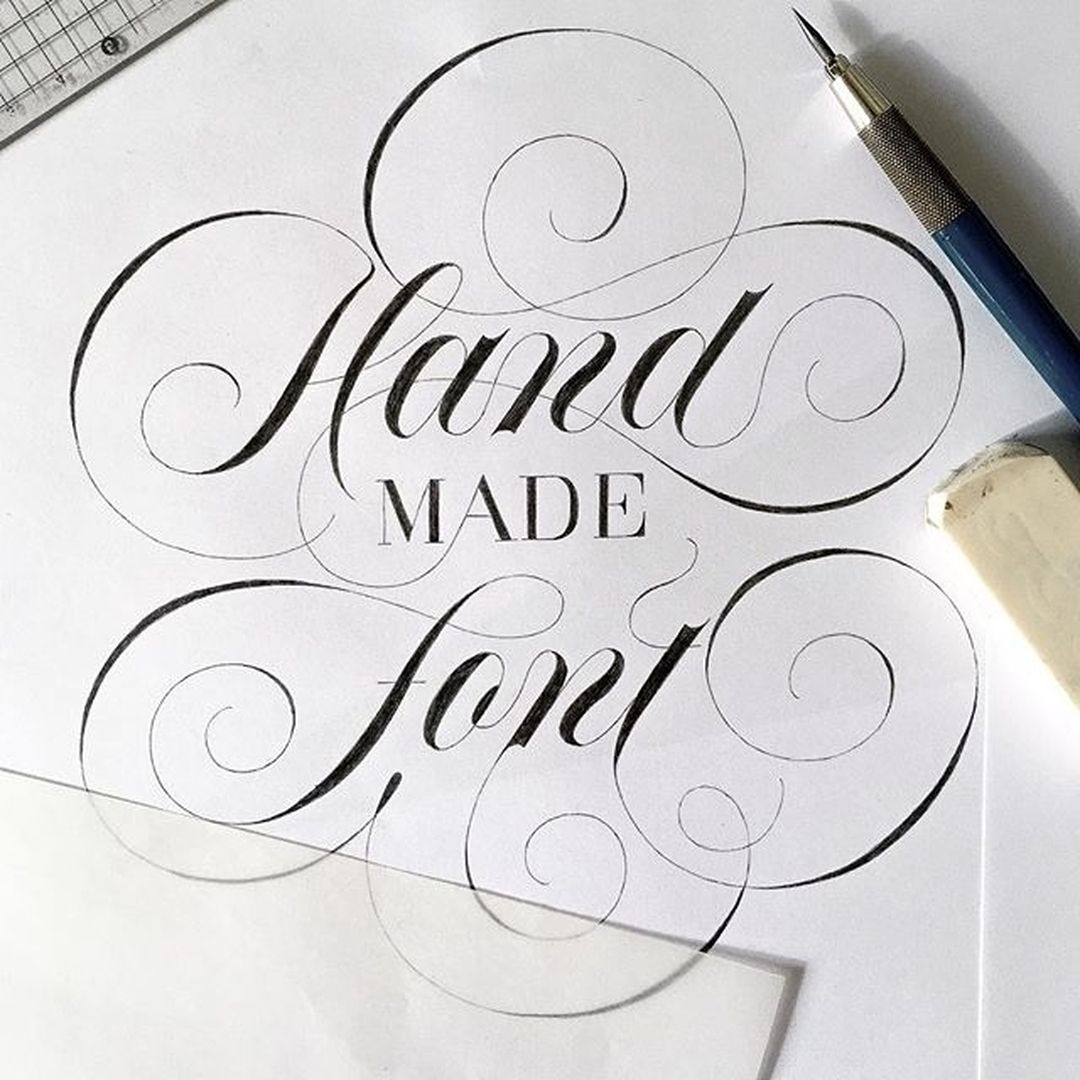 You Inspiration Hut Submit Your Inspiration: Guys! We Are Opening Our #handmadefontlogo Call Again