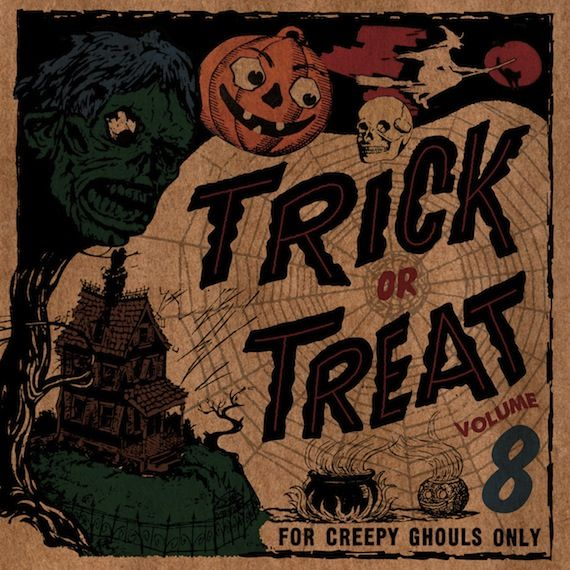 Trick or Treat Vol 8 (and link to more volumes!)