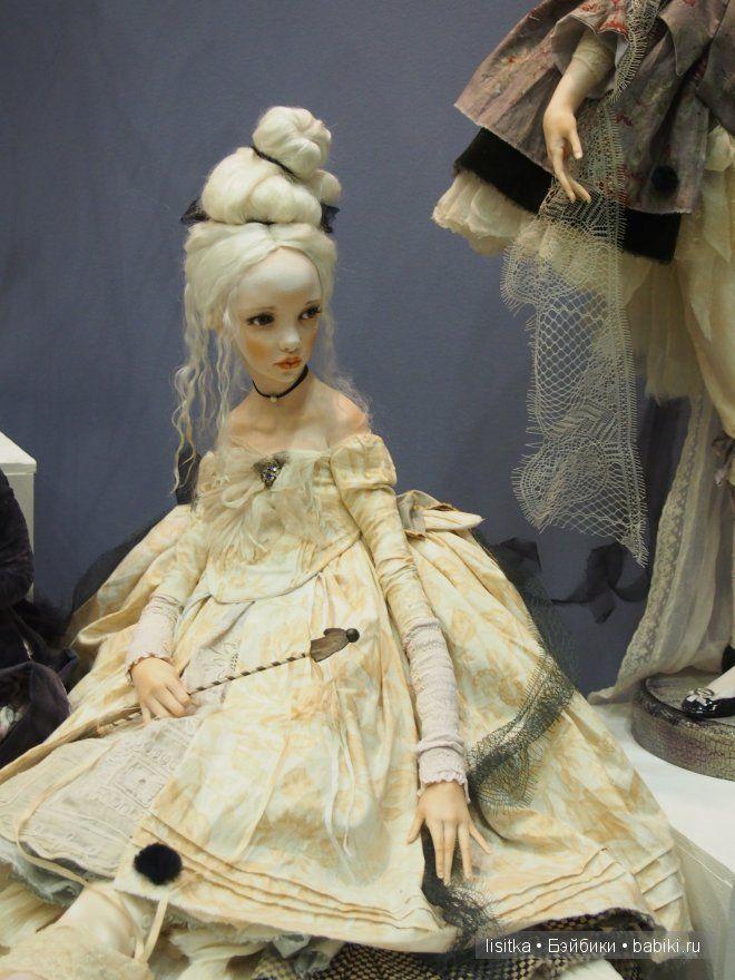 """Проект """"Вниз По Кроличьей Норе"""". Авторские куклы Алисы ..."""