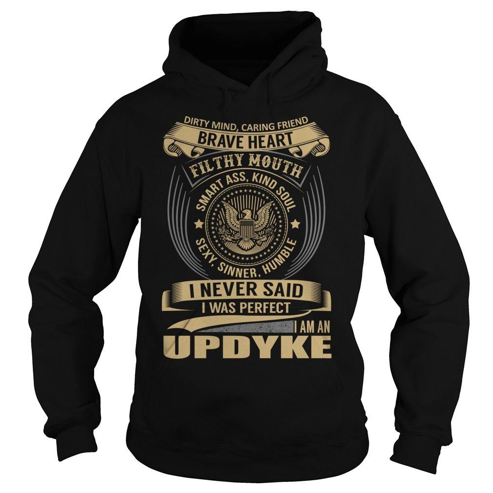 UPDYKE Last Name, Surname T-Shirt