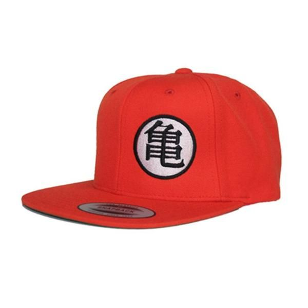 2017 Brand High Quality New Anime Dragon Ball Z  Dragonball Goku Snapback  Cap For Men bc5aeeb70168
