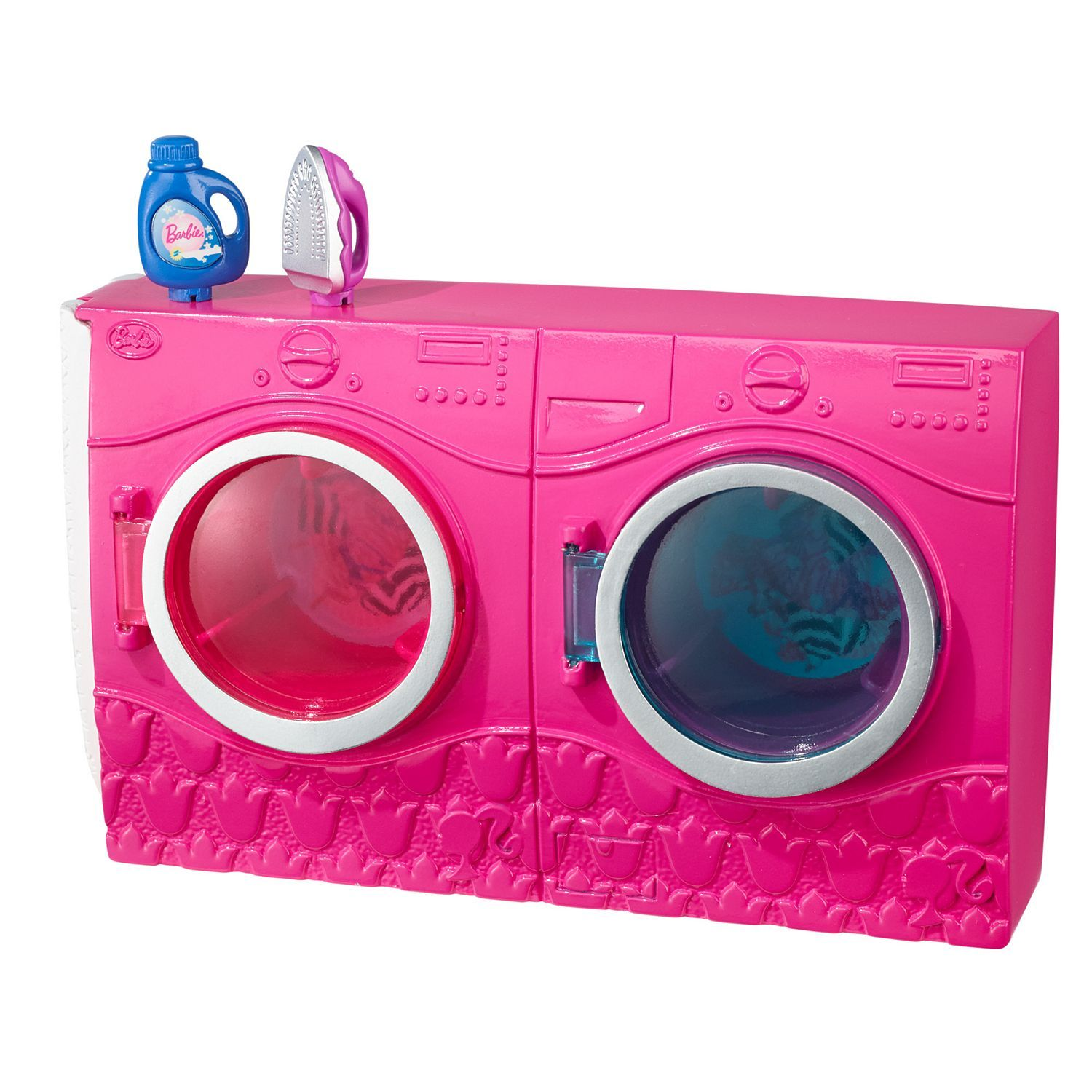 Barbie® Washer & Dryer Set | CFG66 | Barbie #barbiefurniture