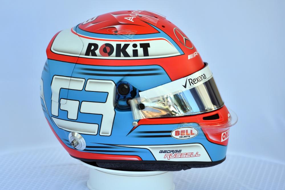 Шлемы Формулы 1 - все новости Формулы 1 2020 | 666x1000