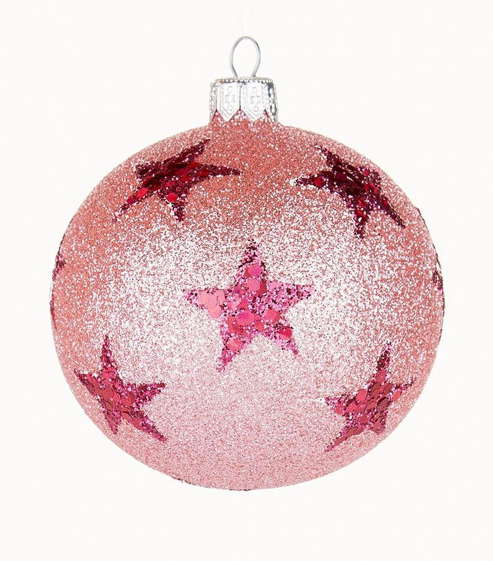 Harrods Pink Stars Christmas Decoration Christmas Decor - christmas decorations sale