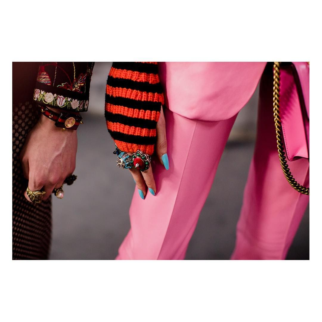 Close-up and backstage at the men\'s #GucciFW16   My Style   Pinterest