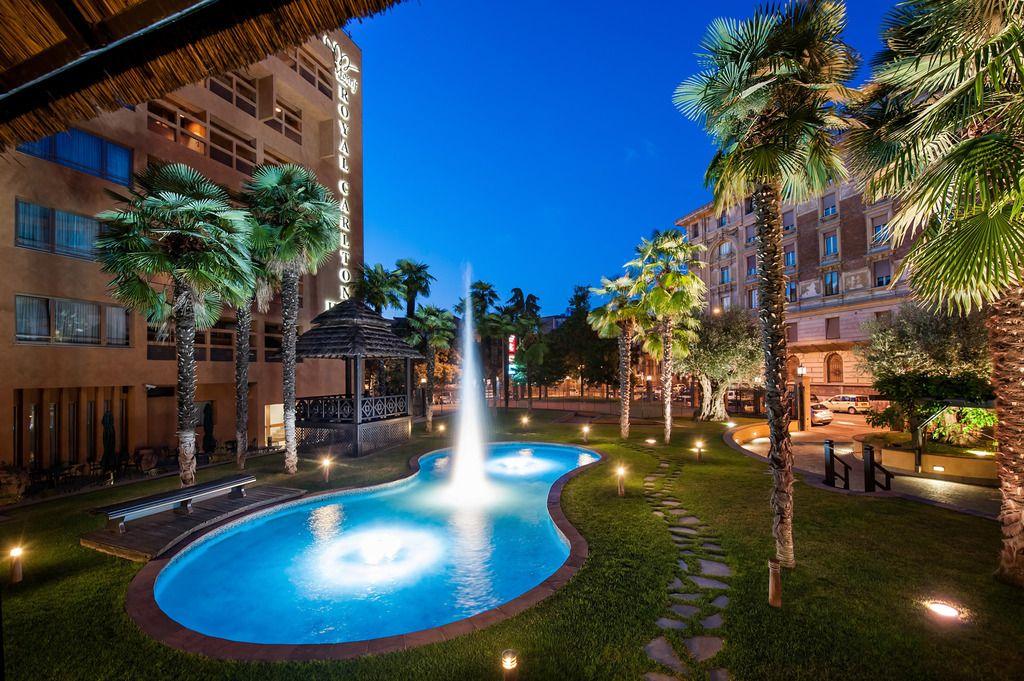 Costi affitto Sala Meeting Royal Hotel Carlton Bologna
