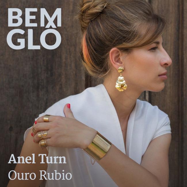 Anel banhado a ouro, lindo, estiloso e tudo de Bemglô <3 Compre aqui> #bemglo #anelturn #tudodebemglo