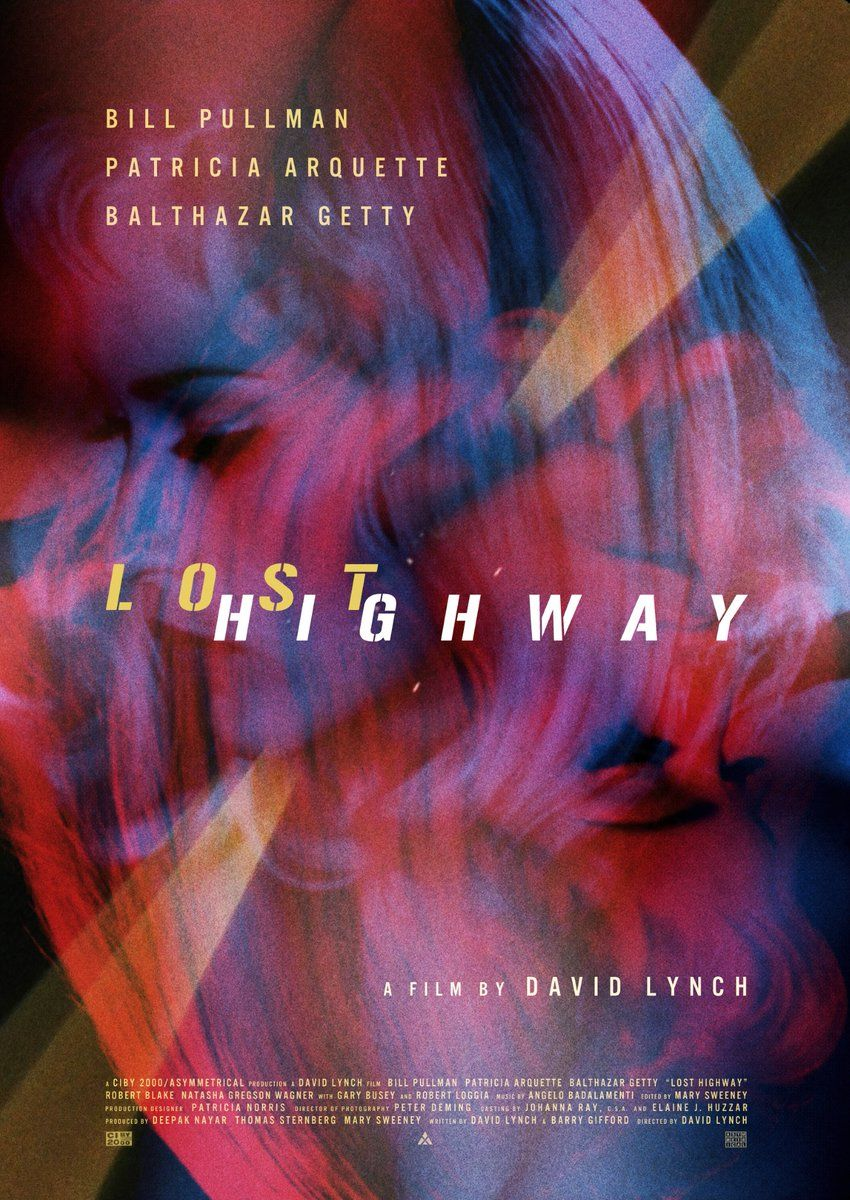 Ramon On Lost Highway Alternative Movie Posters David Lynch