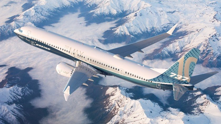 Boeing 737 Max 10 Reaches Firm Configuration Boeing 787