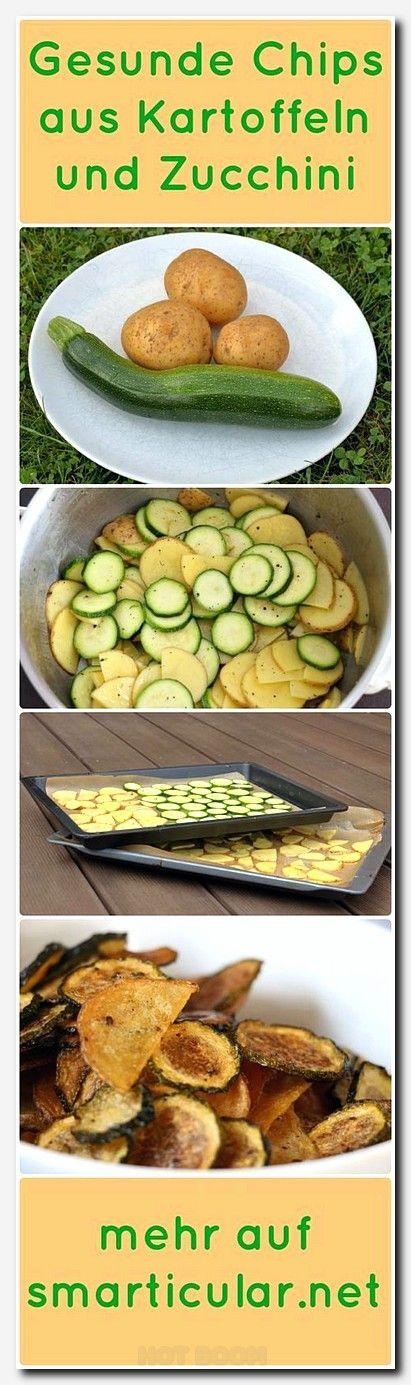 kochen schnell Knackige Chips aus Kartoffeln und Zucchini - viel gesьnder als aus dem Laden #gulaschrezept