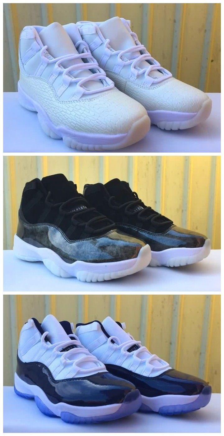 Air Jordan 11 Retro High Unisex shoes White c4ce54f60