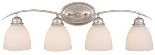 Vaxcel USA ALVLD004BN Avalon 4 Light Bathroom Vanity Lighting Fixture in Nickel, Glass Vaxcel http://www.amazon.com/dp/B004BUDSTK/ref=cm_sw_r_pi_dp_rMb7tb0V4VZB2