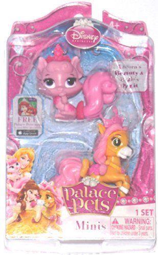Disney Princess Palace Pets Mini Pets Auroras Beauty And Belles Petit 2 Pack Disney Princess Palace Pets Disney Princess Baby Dolls Palace Pets