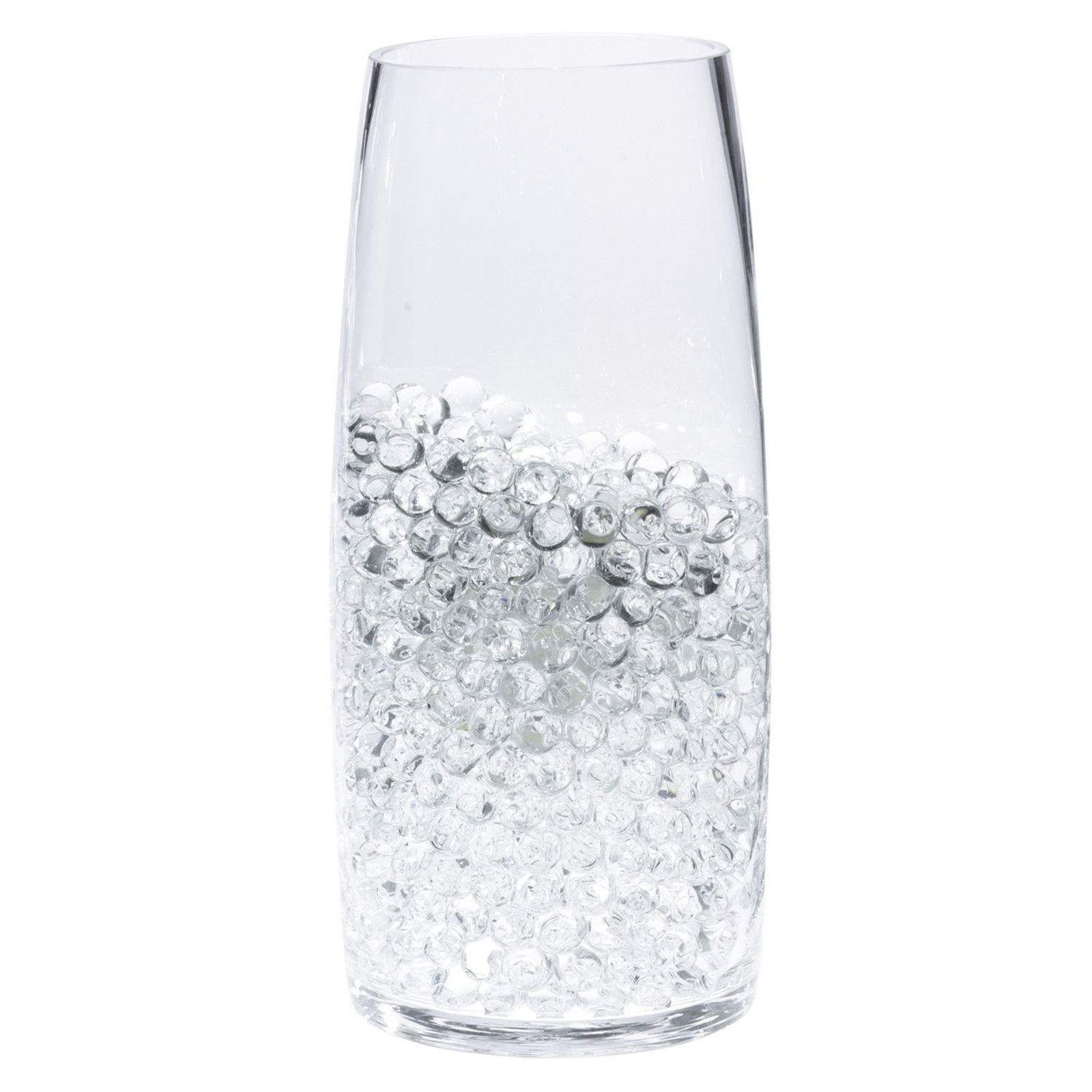Details About 1lb Clear Water Pearl Beads Centerpiece Decor Wedding Tower Vase Filler In 2020 Water Beads Vase Fillers How To Make Beads